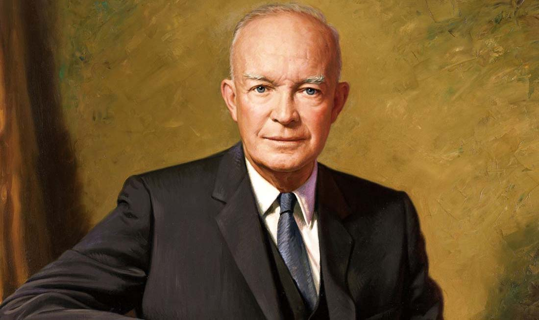 ประวัติ Dwight David Eisenhower